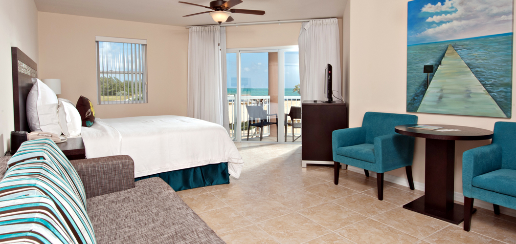 standard queen room in grand cayman islands